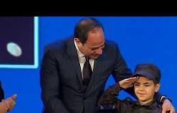 حبيب المصريين الأب - الرئيس السيسي مش بس رئيس بلدنا.. لكنه أب حقيقي لكل مصري  ❤️❤️