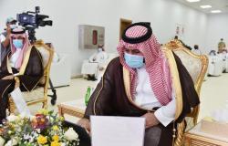 بالفيديو.. نائب أمير جازان يدشن مشروعات صحية بأكثر من 189 مليون ريال