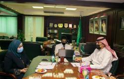 ملحقية السعودية بالقاهرة تبحث آلية قبول الطلبة للعام الجامعي الجديد