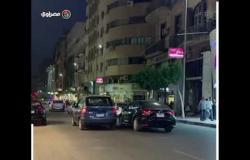 احتفالات المصريين برابع أيام عيد الأضحى بوسط البلد