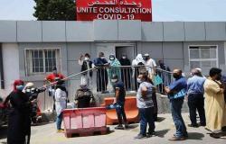 """إصابات """"كورونا"""" في الجزائر تقفز إلى 31.972"""