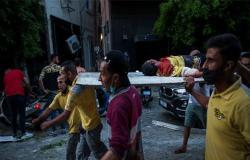 أكثر من 73 قتيلاً و3500 جريحاً في انفجار مرفأ بيروت