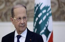 الرئيس اللبناني يدعو إلى إعلان حالة الطوارئ في بيروت لمدة أسبوعين