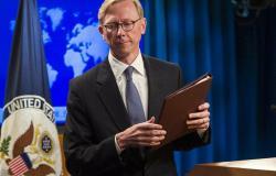 """""""رويترز"""": المبعوث الأمريكي بشأن إيران سيترك منصبه"""