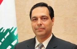 رئيس الحكومة اللبناني يتلقى اتصالاً من نظيره الإيطالي