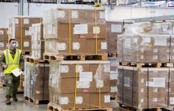 غذاء ومياه وأدوية.. أمريكا ترسل 3 شحنات مساعدات إلى لبنان