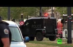 مسلح يحتجز رهائن بمصرف في فرنسا