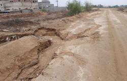 """أهالي """"جحا المسارحة"""" لـ""""نزاهة"""": حماية القرية من سيول خلب متعثرة منذ 8 أعوام"""