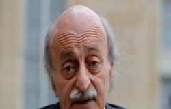 جنبلاط: لست مقتنعاً برواية نصرالله حول المرفأ
