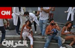 """لبنان بين انفجار وجائحة.. ماذا يقول مدير مستشفى رفيق الحريري عن """"المأساة"""" الصحية التي تعيشها البلاد؟"""
