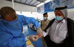 العراق: 3484 إصابة جديدة بفيروس كورونا