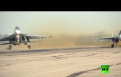 فعاليات بمناسبة عيد سلاح الجو الروسي في قاعدة حميميم