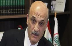 جعجع: حكومة لبنانية جديدة قيد التشكيل وتتعرض لضغوط دولية