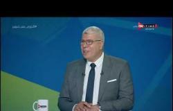 ملعب ONTime - محمود صالح يجاوب على بعض الأسئلة السريعة مع أحمد شوبير.. وبكاءه على الهواء