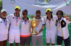 الاتحاد بطلاً لمسابقة كأس النخبة السعودي للتنس الأرضي