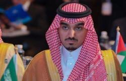 وزير الرياضة يجري اتصالاً مع ممثلي المملكة المشاركين في دوري الأبطال