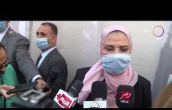 مساء dmc - وزيرتا الهجرة والتضامن وشباب الدارسين بالخارج في مشروع روضة السيدة