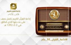 """هنا """"إذاعة القرآن السعودية"""".. 50 عامًا من القفزات وأثير يتردد في 78 دولة"""