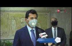 ملعب ONTime - أشرف صبحي : اللوائح المصرية ستحسم موقف انتخابات اتحاد الكرة