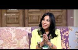 السفيرة عزيزة - الكاتبة / سماح أبو بكر عزت تتحدث عن تأثير والدها الفنان الراحل في مسيرتها الفنية