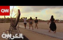 منتجع فاخر في مصر يجذب السياح بأعمال فنية معاصرة
