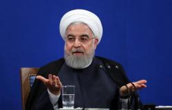 """إيران تعيد فرض إجراءات عزل كورونا.. و""""روحاني"""": مجبرون لا مخيّرون"""