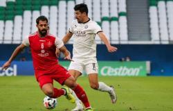بيرسبوليس الإيراني يقصي السدّ القطري من بطولة دوري أبطال آسيا