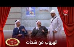 أجمد طريقة للهروب من شحات في مسرح مصر