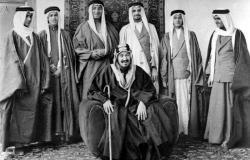 لقطة عمرها 80 عامًا.. تعرّف على أبناء الملك المؤسس في هذه الصورة النادرة