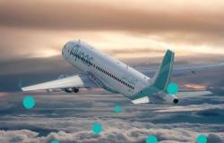 """""""طيران ناس"""" يطلق رحلات يومية بين الرياض والقريات ابتداءً من 7 أكتوبر"""