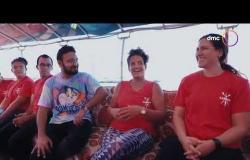 أتوبيس السعادة - اعرف حكايات فريق Cairow للرياضات المائية