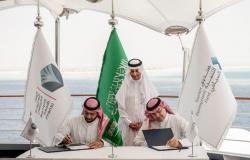 اتفاقية تمنح القطاع الخاص بالسعودية 160 مليار ريال للمشروعات السياحية