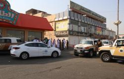 لجنة رباعية تباشر أعمالها لفصل التيار الكهربائي عن 2500 منشأة بوزيرية جدة