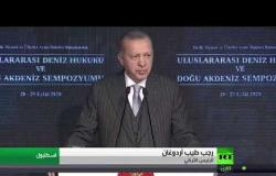 أردوغان: ندعم أذربيجان وعلى أرمينيا الانسحاب
