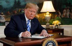 """""""بلومبيرغ"""": أمريكا ستفرض عقوبات """"تفصل"""" إيران عن العالم الخارجي"""
