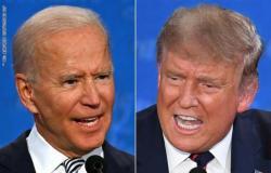 في المناظرة التلفزيونية الأولى بين ترامب ومنافسه بايدن.. توتر واشتباكات عنيفة وتبادل الاتهامات بالكذب والتهريج