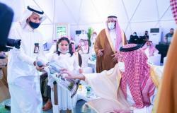 """أمير المدينة المنورة يدشّن مشروع """"لؤلؤة الديار"""" في ينبع ضمن مشاريع """"سكني"""""""