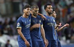 النصر يتصدّر قائمة اللاعبين الأفضل.. في دور ربع النهائي الآسيوي
