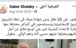 تضامن الإسكندرية تكشف حقيقة العثور على 35 طفلًا في شقة بالشروق