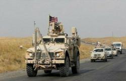 تعرض رتل ينقل معدات لقوات التحالف الدولي إلى هجوم صاروخي جنوب العراق