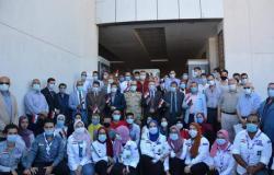 جامعة دمياط تحتفل بذكرى انتصارات حرب أكتوبر