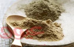 عمل ماسك الطين المغربي
