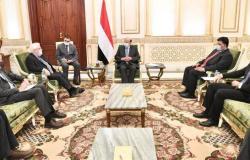 الرئيس اليمني للمبعوث الأممي: الحوثيون لم ينفذوا بنود ستوكهولم