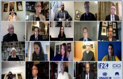 """""""منتدى القيم الدينية"""" لمجموعة العشرين يشددون على مواجهة خطاب الكراهية"""