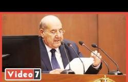 """عبد الوهاب عبد الرازق رئيسا لـ""""الشيوخ"""" وأبوشقة وفيبى فوزي وكيلين"""