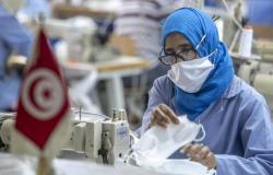 """إصابات """"كورونا"""" بتونس ترتفع إلى 45892 حالة و740 وفاة"""