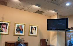 أمام برنامج الأمم المتحدة الإنمائي ..المعلمي يؤكد وقوف السعودية بجانب الشعب اللبناني في أزمته