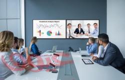 بينكيو تتعاون مع زوم لتوفير خاصية عقد مؤتمرات الفيديو المعتمدة على شاشات العرض الكبيرة