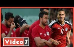 رمضان صبحى مهدد بالغياب عن معكسر منتخب مصر