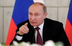 """""""بوتين"""": هيمنة أمريكا وروسيا على العالم أصبحت جزءًا من الماضي"""